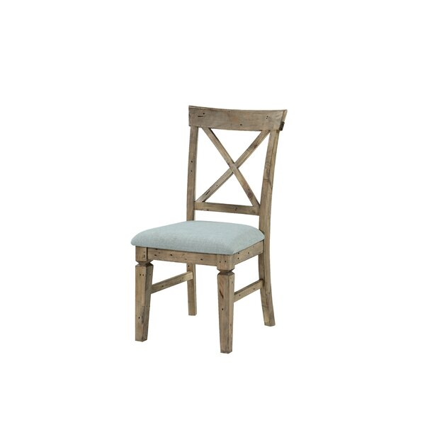 Kensal Upholstered Dining Chair (Set of 2) by Gracie Oaks