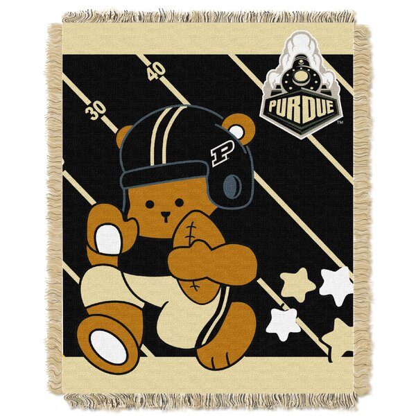 Collegiate Purdue Baby Throw by Northwest Co.