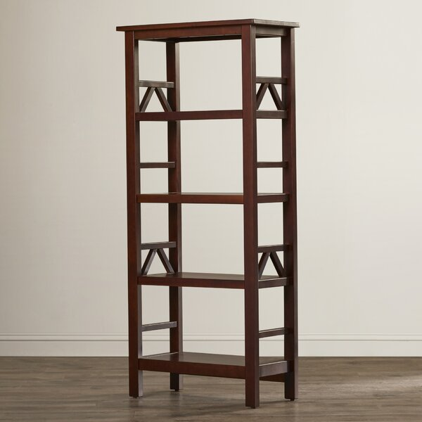 Wilda Etagere Bookcase by Andover Mills