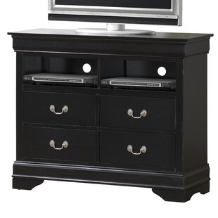 Guffey 4 Drawer Dresser