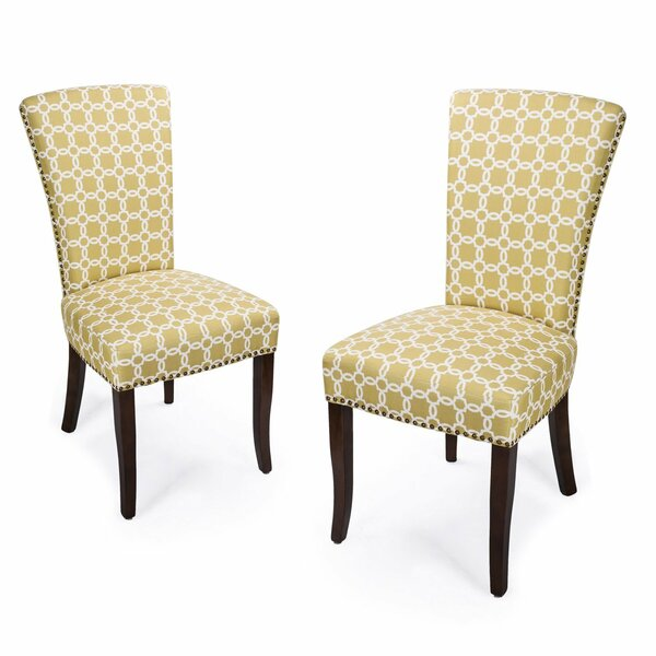 Parsons Chair (Set of 2) by Adeco Trading