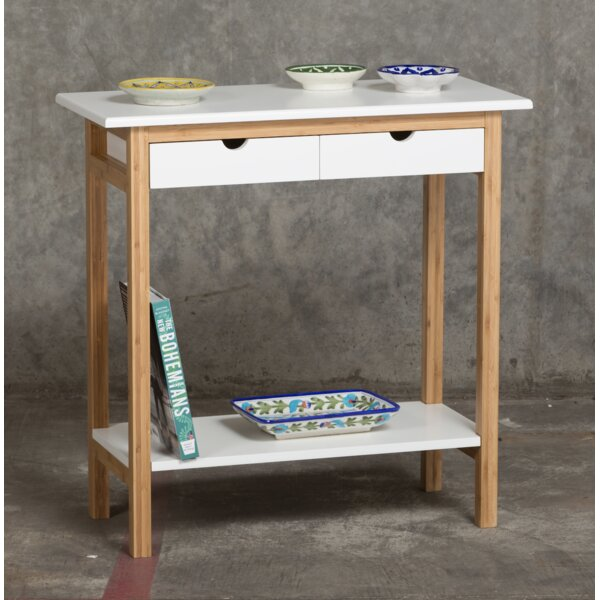 Review Wellston Console Table