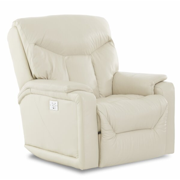 Kam Modern Power Rocker Recliner RDBT7516