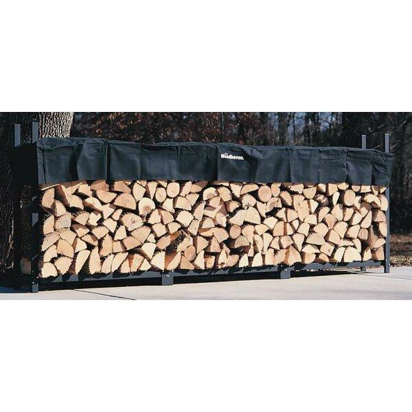 Review Log Rack