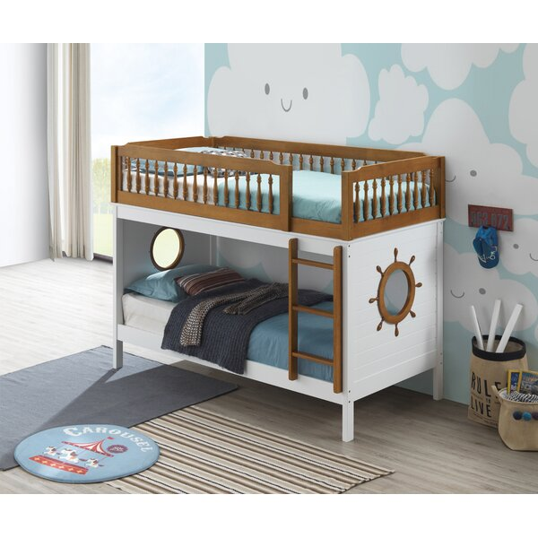 Lasater Twin Over Twin Bunk Bed by Isabelle & Max