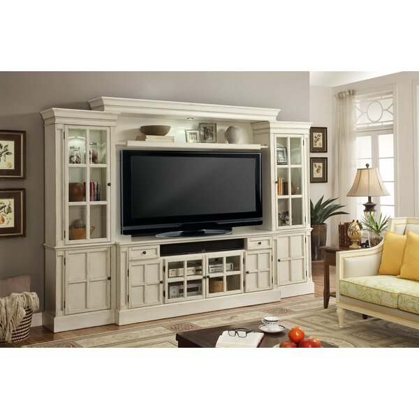 Mcclean Entertainment Center For TVs Up To 78