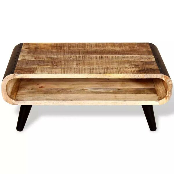 Coffee Table With Storage By VidaXL