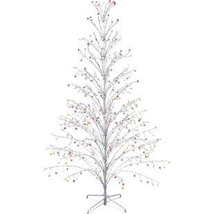 lighted twig tree wayfair