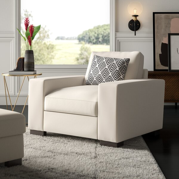 Cammarata 25.59-inch Armchair by Mercury Row Mercury Row