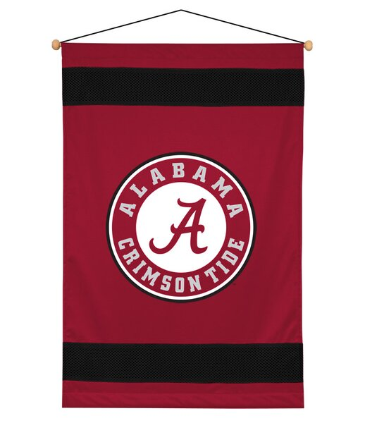 NCAA Sidelines Wall Hanging by Sports Coverage Inc.