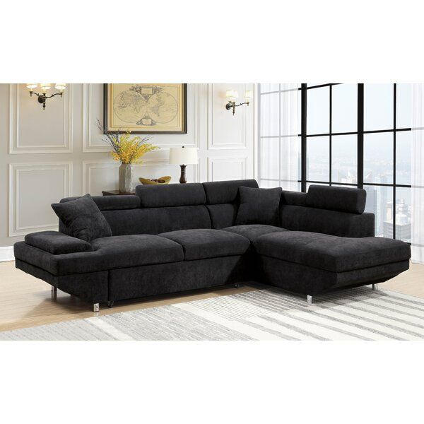 Nibbi Sleeper Sectional by Orren Ellis