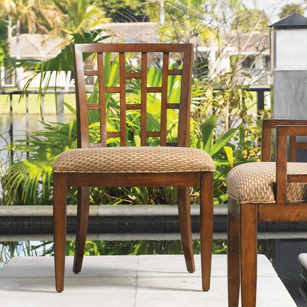Ocean Club Upholstered Dining Chair by Tommy Bahama Home