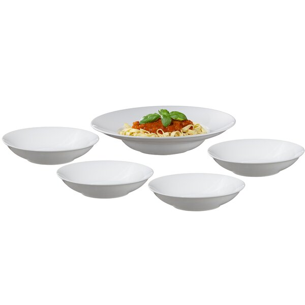 Rothsville Classic 5 Piece Dinnerware Set, Service for 4 by Charlton Home