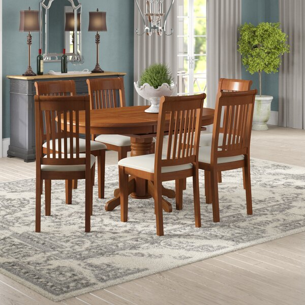 Spurling 7 Piece Extendable Dining Set by August Grove August Grove