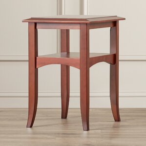 Levin End Table by Charlto..