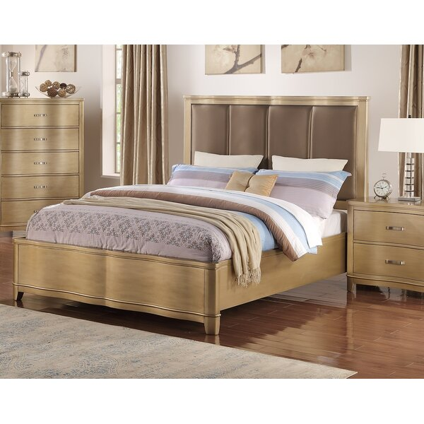 Ketter Upholstered Standard Bed by Everly Quinn