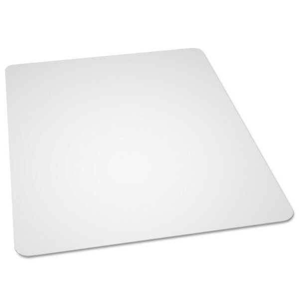 Es Robbins 46X60 Rectangle Chair Mat, Economy Series for Hard Floors by Advantus Corp.