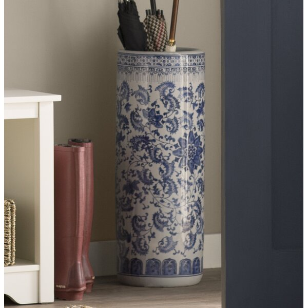 Akshaye Umbrella Stand by World Menagerie