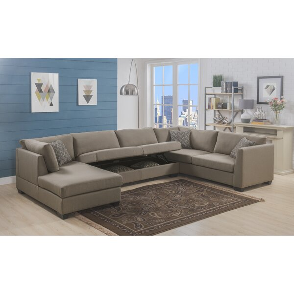 Crenshaw Sectional by Brayden Studio