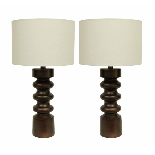 Lamont 22 Table Lamp (Set of 2) by Urbanest