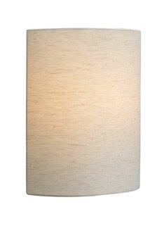 Simplicity 1-Light Flush Mount by Rosecliff Heights
