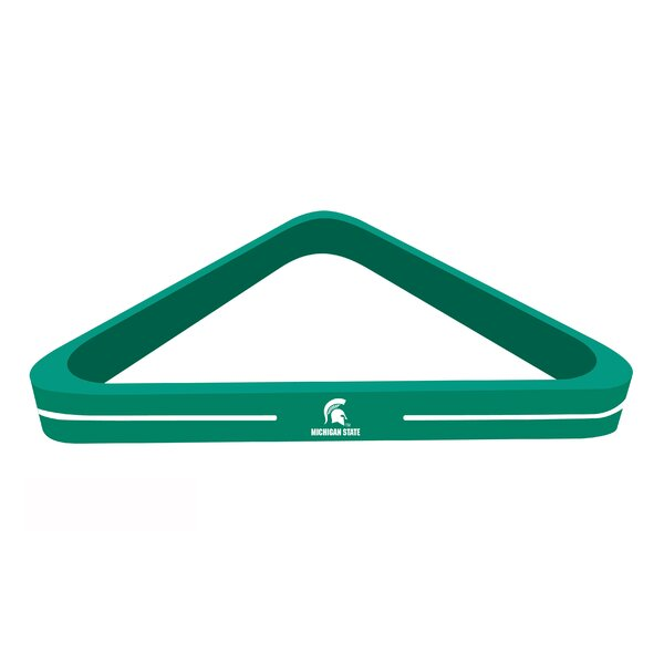 NCAA Billiard Ball Triangle Rack by Imperial International