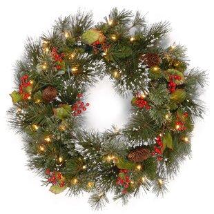 Outdoor Wreaths You'll Love | Wayfair