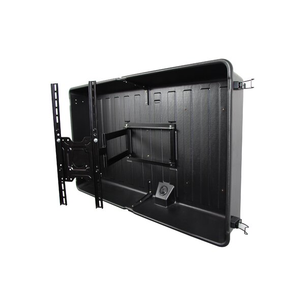 SS-55 Outdoor TV Enclosure Wall Mount For 45