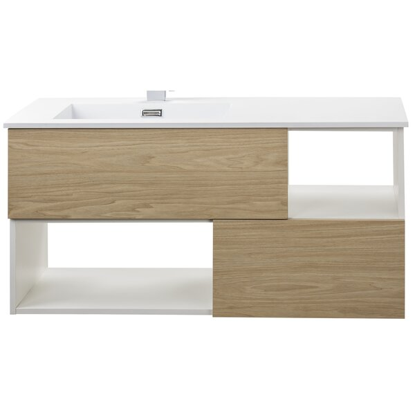 Sangallo 42 Single Bathroom Vanity by Cutler Kitchen & Bath