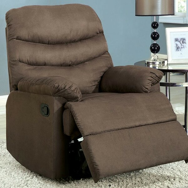 Hollington Manual Rocker Recliner [Red Barrel Studio]
