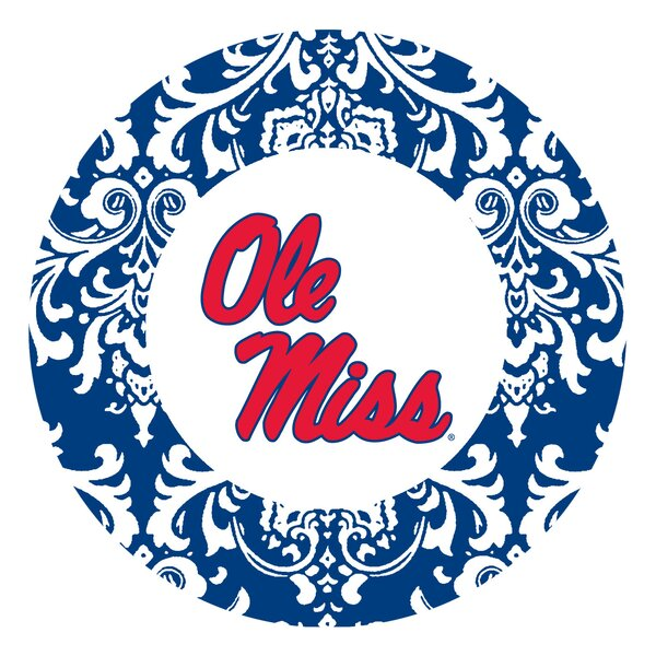 University of Mississippi Collegiate Coaster (Set of 4) by Thirstystone