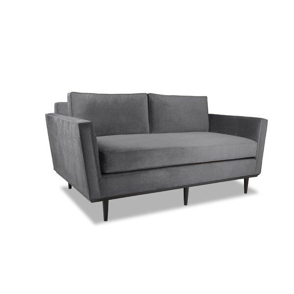 Kin Plush Deep Sofa by Orren Ellis