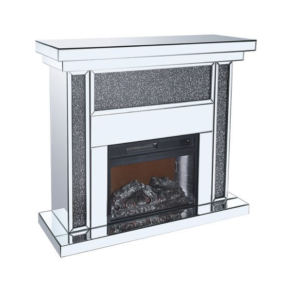 Penrith Electric Fireplace By Rosdorf Park