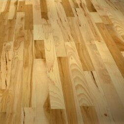 4 Solid Hickory Hardwood Flooring in Country Natural by Bruce Flooring