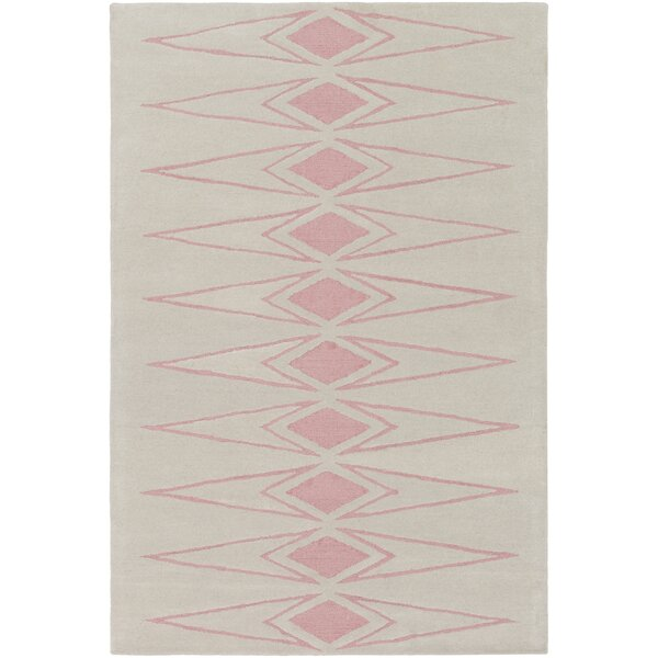 Hand-Tufted Beige Area Rug by Bobby Berk Home
