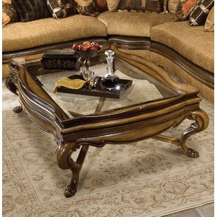 Salvatore Coffee Table with Tray Top