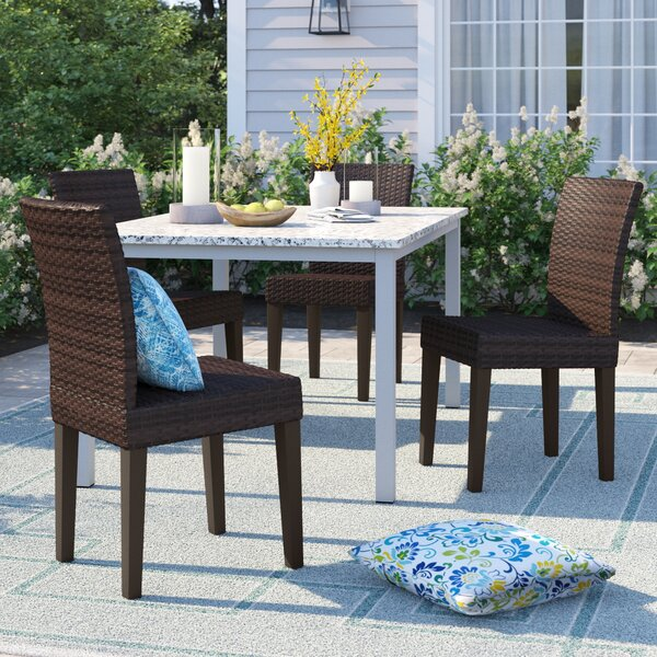 Stratford Patio Dining Chair (Set of 4) by Sol 72 Outdoor Sol 72 Outdoor