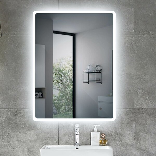 Chinook Wall Mirror by Orren Ellis