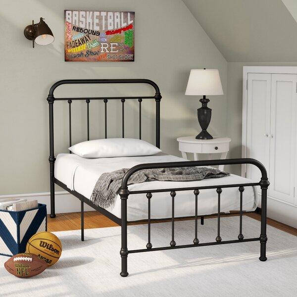 Lofton Twin Bed by Alcott Hill