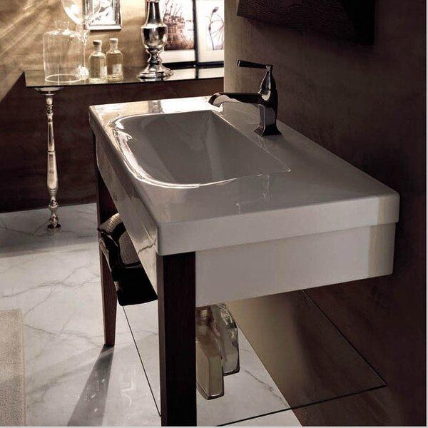 Bentley 47 Single Wood Bathroom Vanity Set by WS Bath Collections