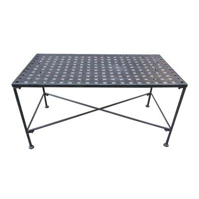 Hanselman Metal Coffee Table by Alcott Hill