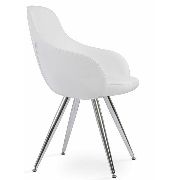 Gazel Arm Star Dining Chair By SohoConcept