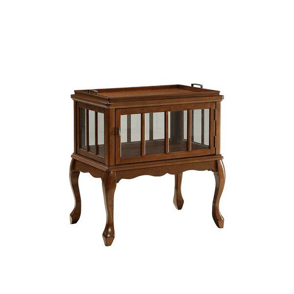 Hagaman Antique Accent Cabinet by Alcott Hill Alcott Hill