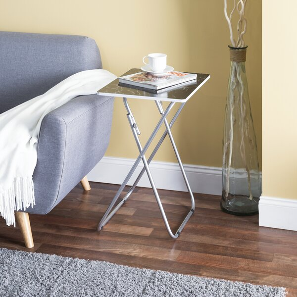 Halma End Table by Orren Ellis