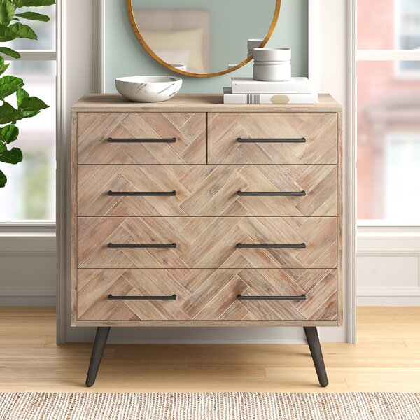 Lexy 5 Drawer Dresser by Foundstone