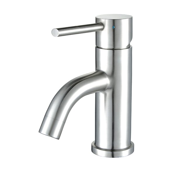 Waterhaus 1 Handle Deck Mouted Standard Bathroom Faucet by Whitehaus Collection
