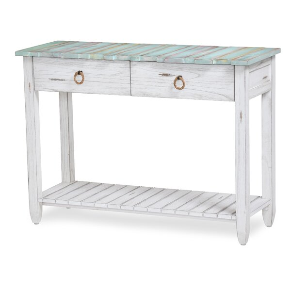 Decastro Console Table by Highland Dunes Highland Dunes