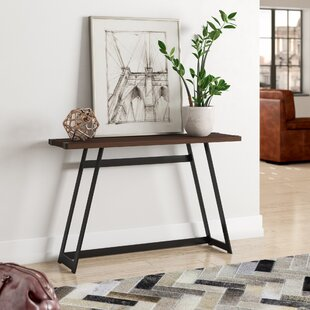 Kohn 46 Console Table by Williston Forge