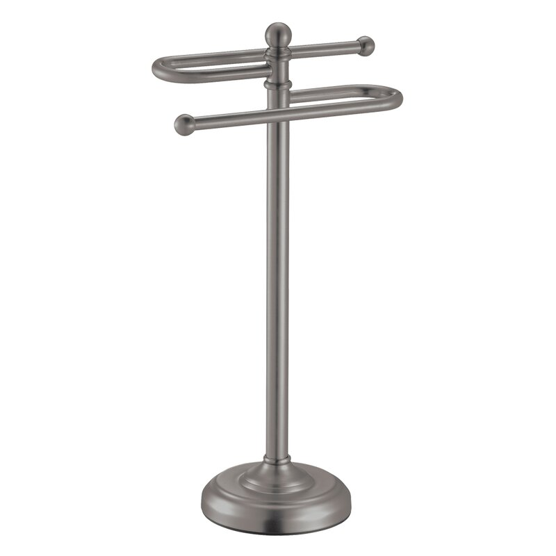 towel stand. S Shaped Countertop Towel Stand Towel Stand