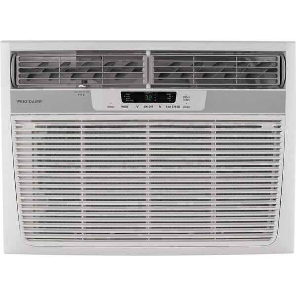 Median Slide-Out Chassis 18,500 BTU Window Air Conditioner with Remote by Frigidaire